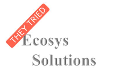 Ecosys Solutions