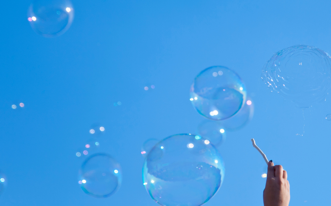 Popping bubbles in 2021
